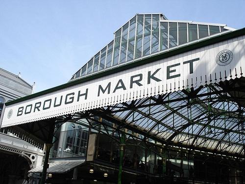 Borough Market Londra