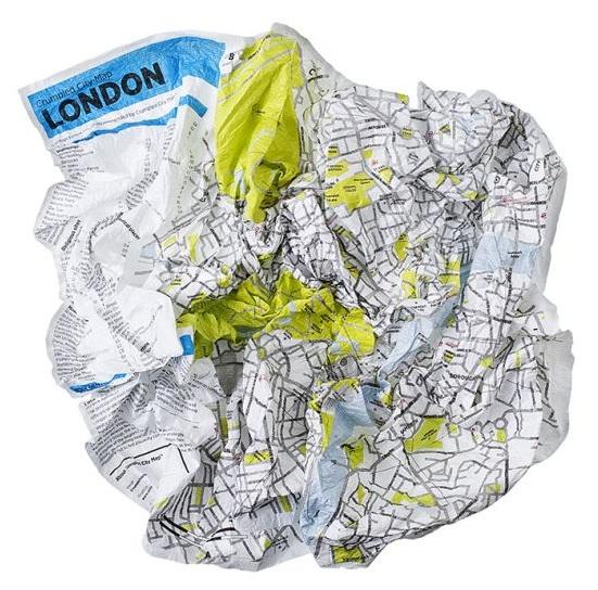 mappa turistica londra