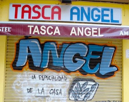 tasca angel valencia