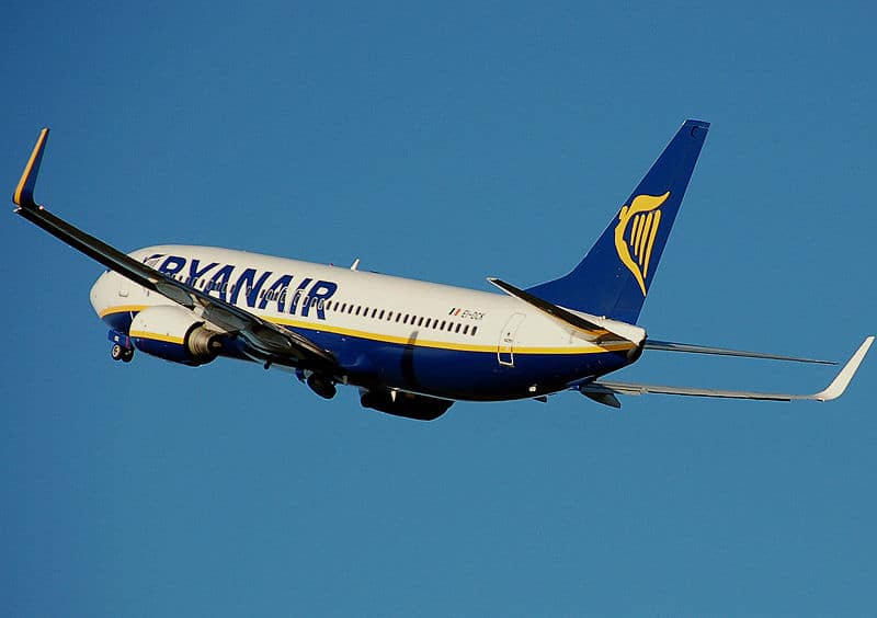 Novità checkin online Ryanair