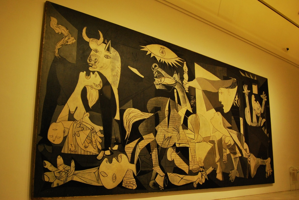 guernica madrid