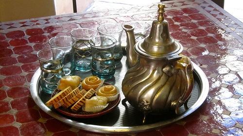 the alla menta marocchino