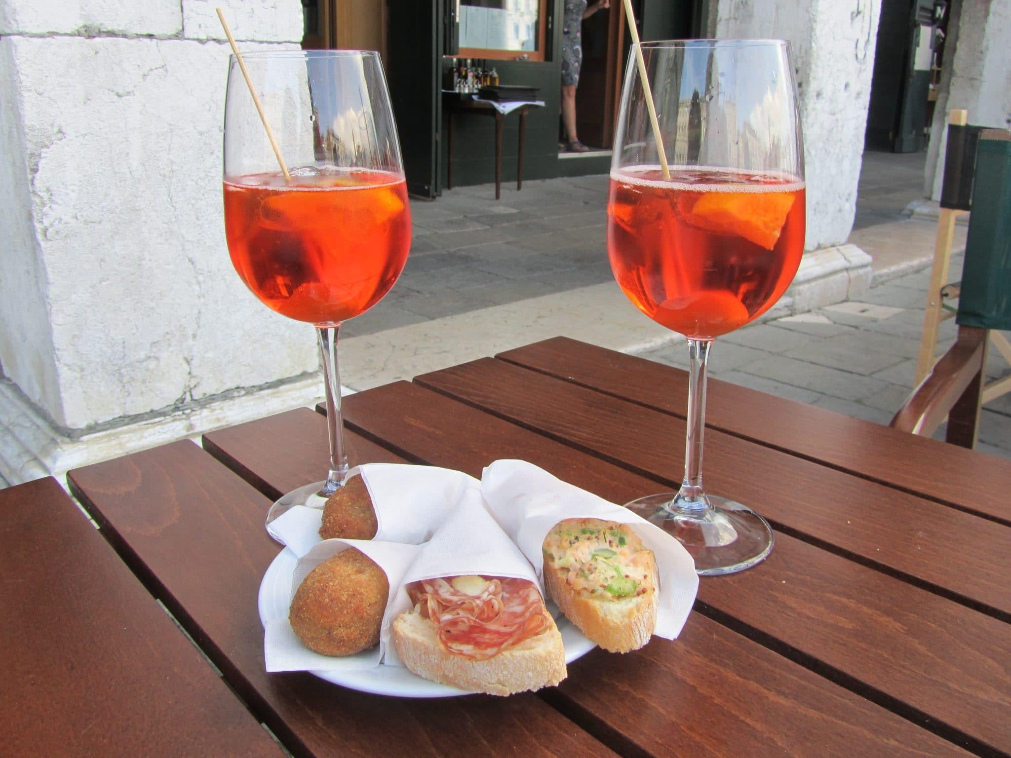 cicchetti a venezia