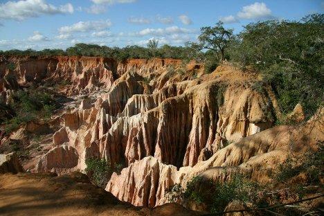 escursioni kenya