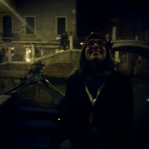 in gondola a Venezia