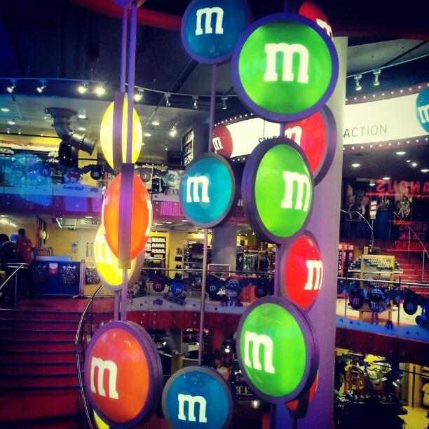 M&M's Londra