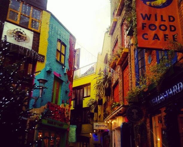 luoghi romantici Londra