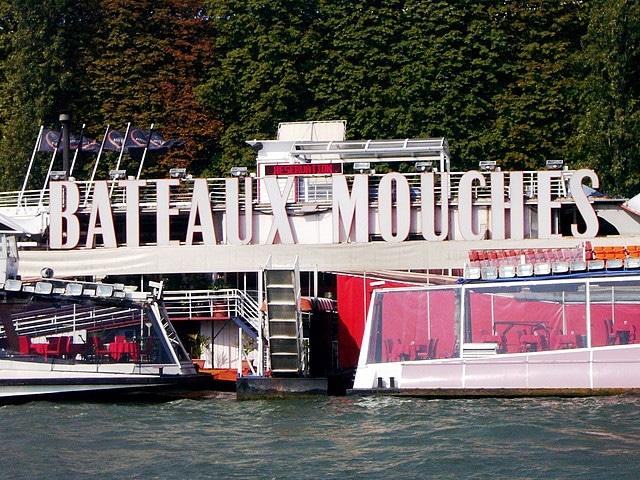 Bateaux Mouches Parigi