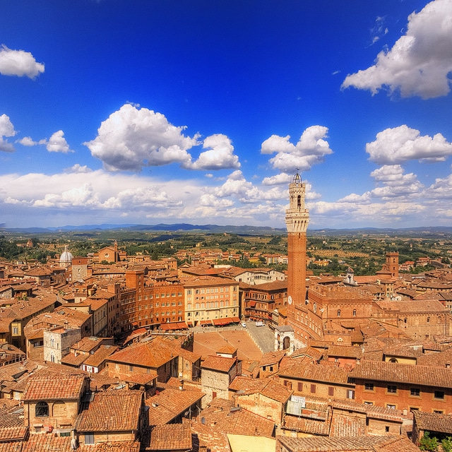siena blog tour