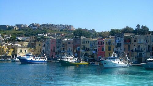 Come arrivare in Sicilia partendo da Napoli
