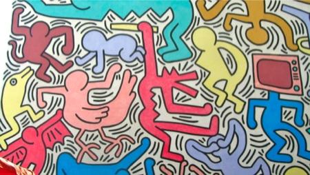tuttomondo Keith Haring