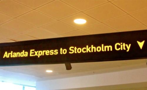 aeroporto di stoccolma Arlanda