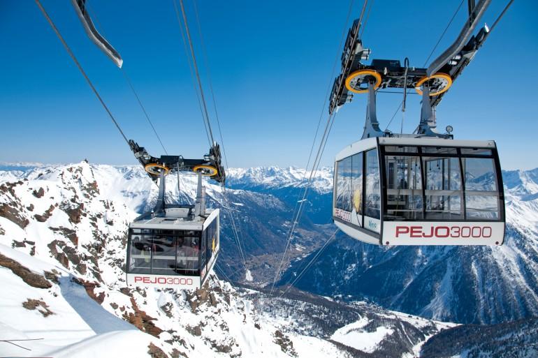 sciare a Pejo