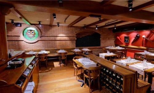 Ristoranti tipici a barcellona dove mangiare bene el mussol for Ostelli barcellona centro economici