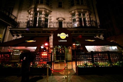 Hard Rock Cafè Londra