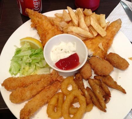 Fish&Chips Londra