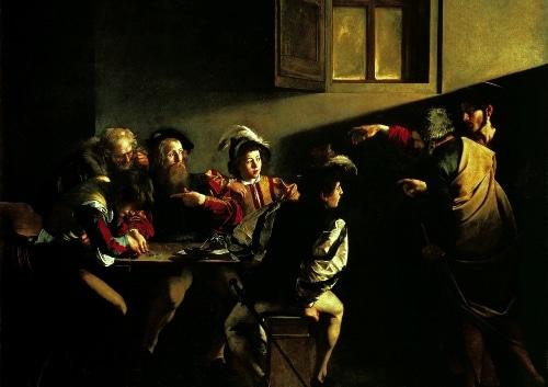 Quadri Caravaggio Roma