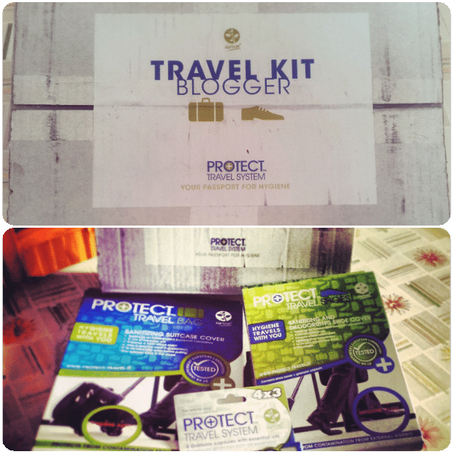 protect travel kit