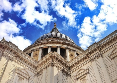 st paul cathedral londra
