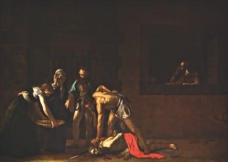 Caravaggio Malta