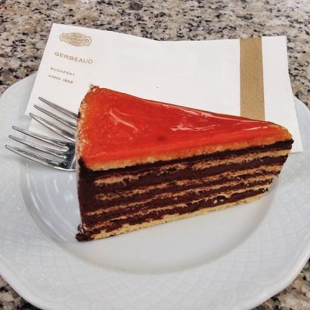 torta dobos budapest