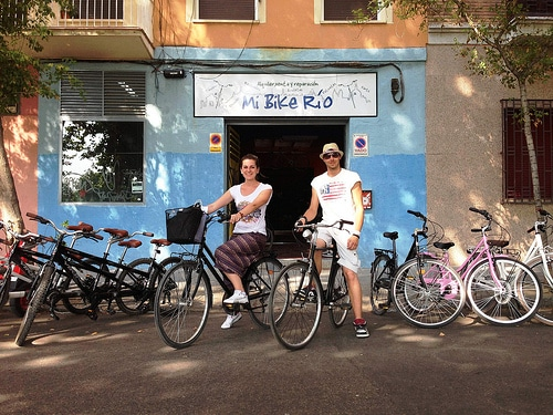 madrid in bici