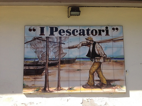 i pescatori orbetello