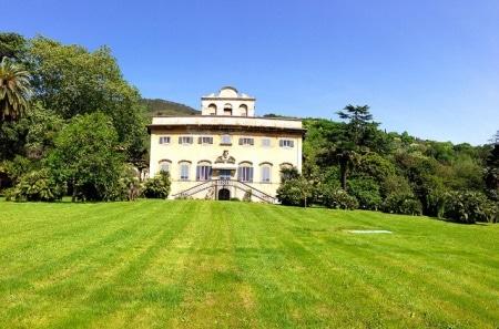 Villa di Corliano, San Giuliano Pisa