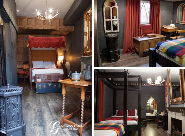 hotel harry potter londra