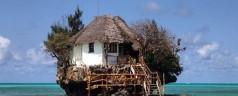 The Rock: il ristorante sullo scoglio a Zanzibar