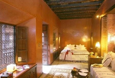 dormire a Marrakech in riad
