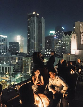 rooftop Los Angeles