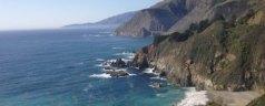 California on the road lungo la Pacific Coast Highway
