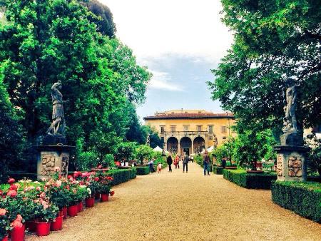 Artigianato e Palazzo Firenze