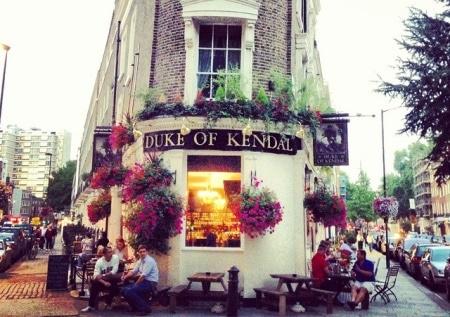 duke of Kendal londra