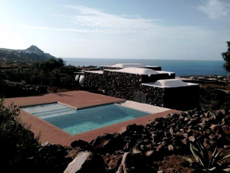 dammusi pantelleria