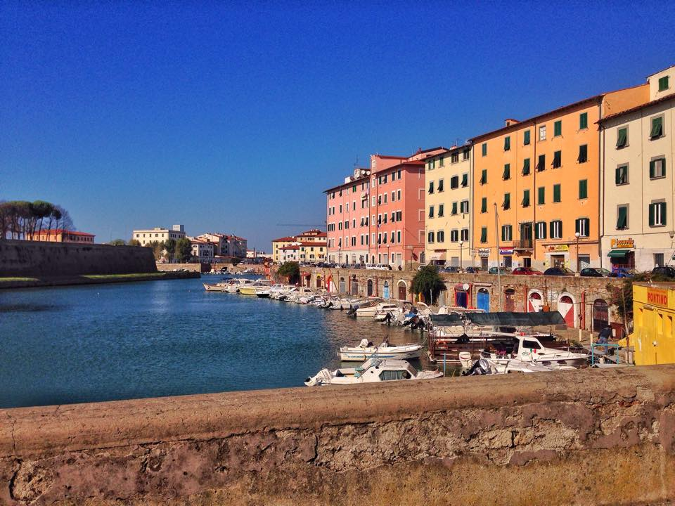 Livorno quartiere venezia