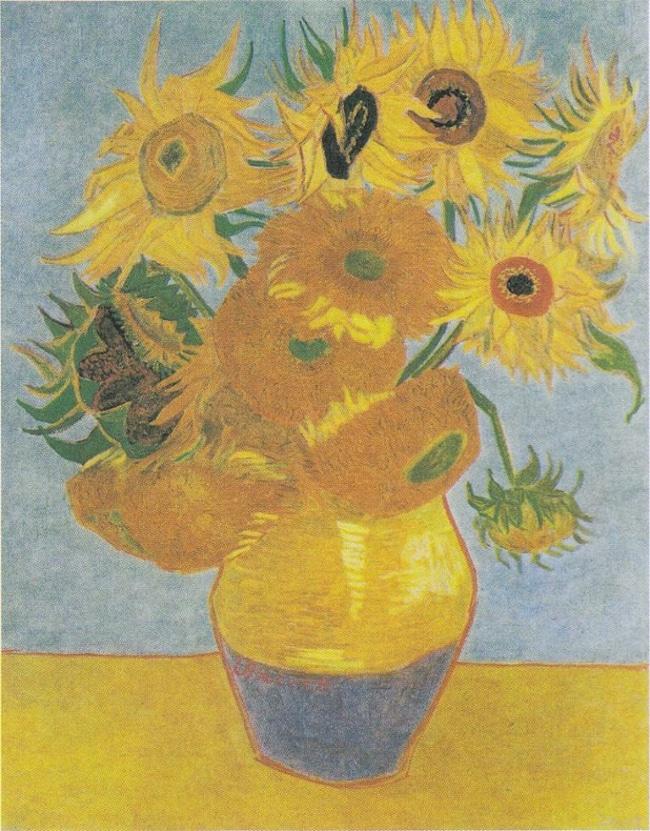 Matrimonio Girasoli Van Gogh : Girasoli van gogh dove sono i quadri nel mondo