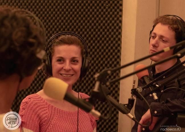 intervista francesca turchi radioeco