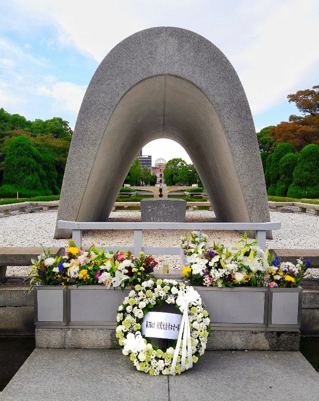Cenotafio hiroshima
