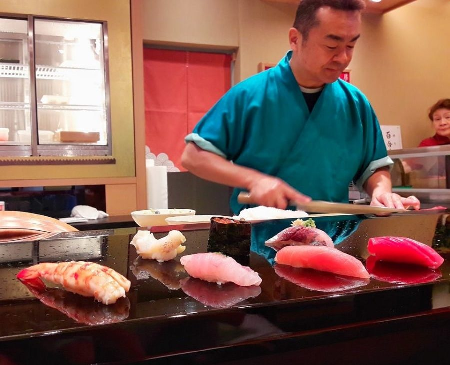 ristorante sushi a kanazawa