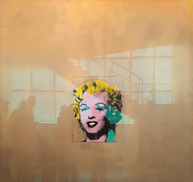moma new york opere Marilyn Monroe