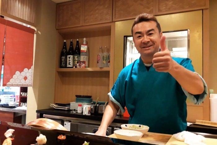 ristorante sushi kanazawa
