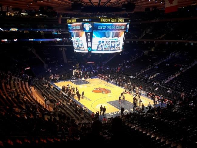 biglietti NBA New York