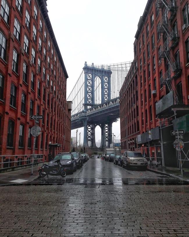 ponte Manhattan Dumbo new york