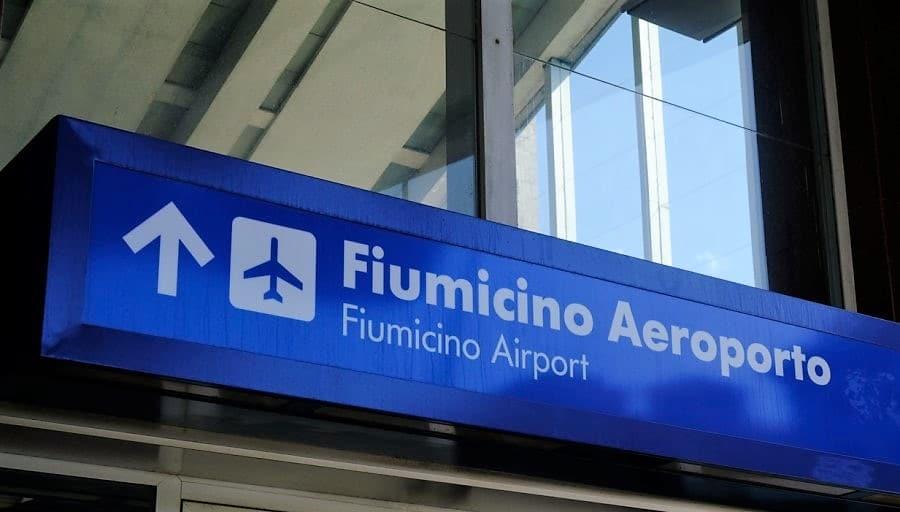 Da Roma Termini a Fiumicino