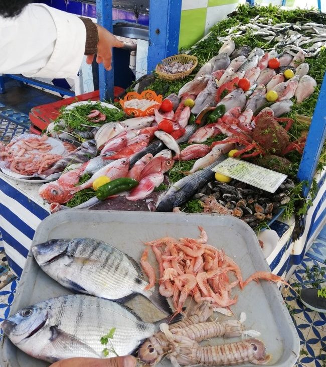 ristoranti pesce essaouira marocco
