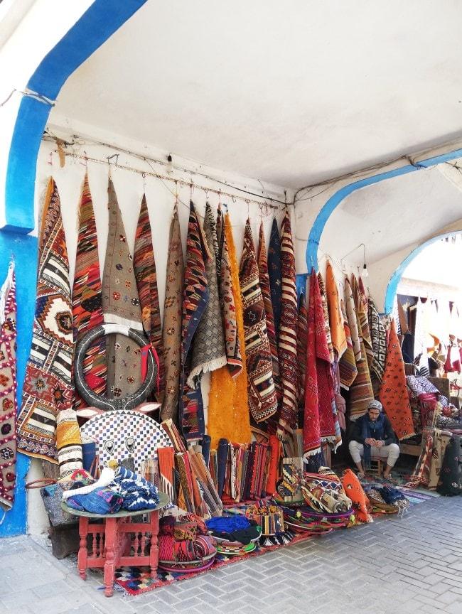 prodotti artigianali essaouira marocco