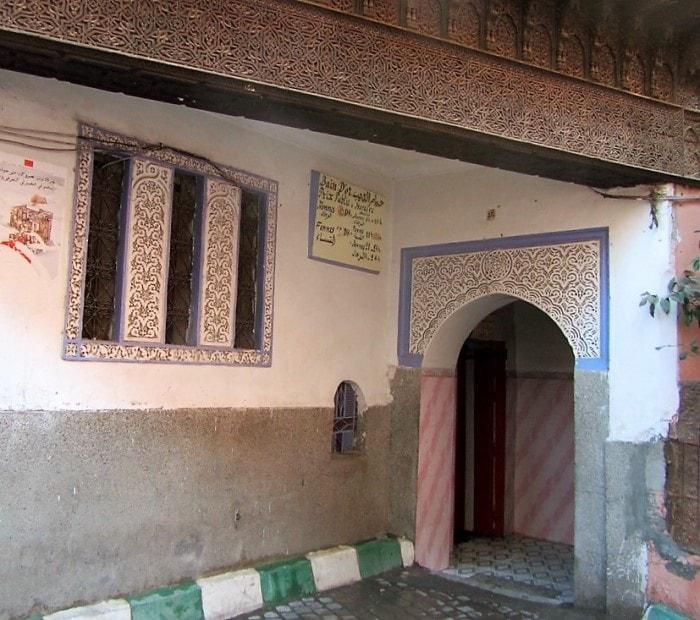 hammam pubblico marrakech