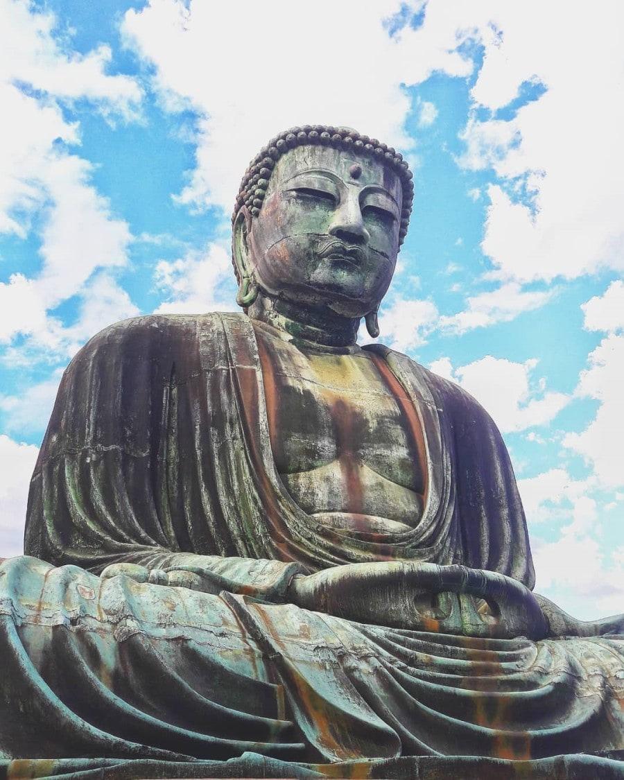 buddha kamakura giappone